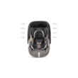 Inglesina Aptica Quattro 4in1 babakocsi szett I-Size Darwin hordozóval 2019 - Mineral Grey