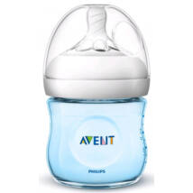 Philips Avent cumisüveg NATURAL  125ml kék