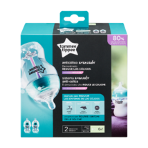 Tommee Tippee Advanced Anti Colic cumisüveg duo 260ml - türkiz