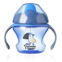 Tommee Tippee Explora first cup 4M+ - kék