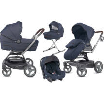 Inglesina Quad Quattro 4in1 babakocsi - Oxford Blue 2019