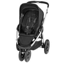 Maxi Cosi Mura 3 Plus 2in1 Babakocsi - Black Crystal