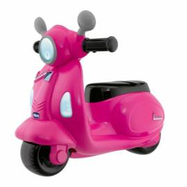 Vespa Primavera baba-robogó 12-36 hó pink