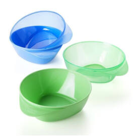Tommee Tippee Explora easy scoop etetőtálkák 4 db több színben