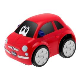 Chicco Turbo Touch - Fiat Abarth 500 - elemes kisautó - piros