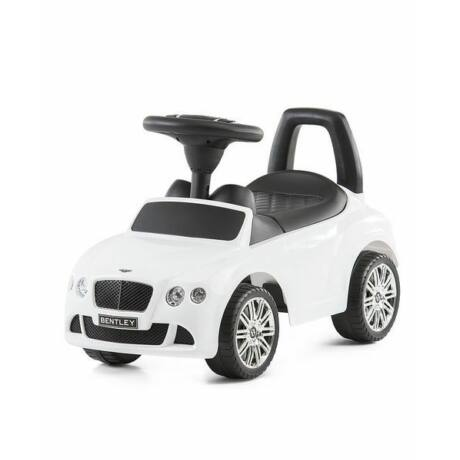Chipolino Bentley Continental Gt bébitaxi-White 2015