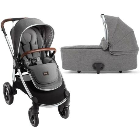 Mamas and Papas Ocarro 2in1 babakocsi -Grey Twill