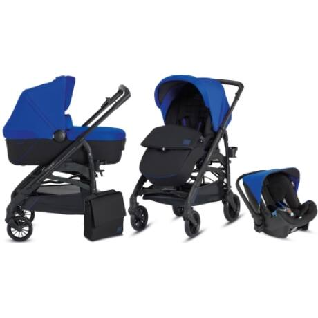 Inglesina Trilogy Colors 3in1 babakocsi Splash Blue