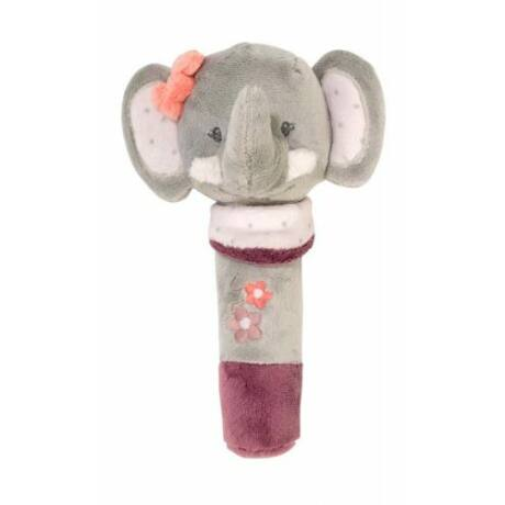 Nattou sípoló Adèle & Valentine figura - Adele az Elefánt